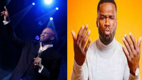 50 cent and donnie mcclurkin
