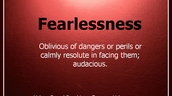 Fearlessness Other Side of the Fame