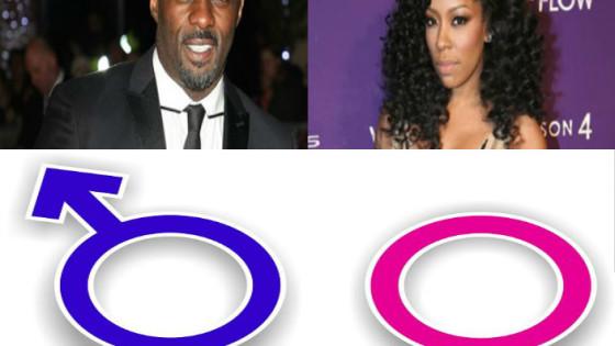 K Michelle Idris Elba Man Woman