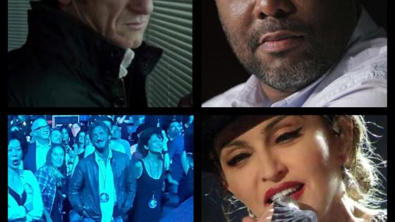 Lee Daniels and Sean Penn Rebel Heart Madonna