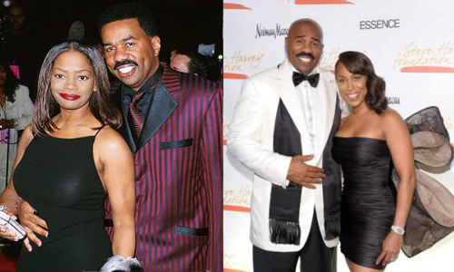 "The Devil is a Lie? STEVE HARVEY Cleared of Child Abuse, Ex-Wife Jailed, Wanted Her to Sign a Letter by Design to Clear His Image….I Mean…His ""Name"""