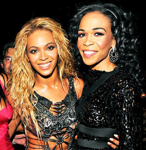 MICHELLE WILLIAMS of DESTINY'S CHILD Embarrassed By BEYONCE's New Sexually Charged Album