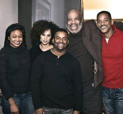 "WILL on ""Uncle Phil"" :  ""Some of My Greatest Lessons in Acting, Living and Being a Respectable Human Being Came Through JAMES AVERY"" Says WILL SMITH"