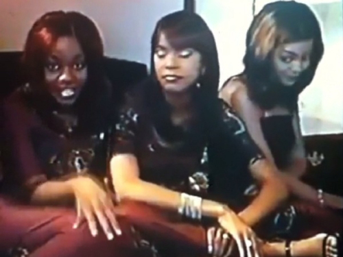 The BEYONCE Eye-fect: Her Graceful Diss at a Remark Made By KELLY ROWLAND in Vintage DESTINY'S CHILD Footage