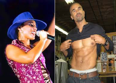 SHEMAR MOORE Dishes on Being DISMISSED By Alicia Keys – How He Had Her At 'Goodbye' But Messed Up