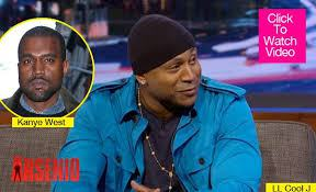 L.L COOL J Stops By ARSENIO for a Lil' Late Night Gossip About KANYE