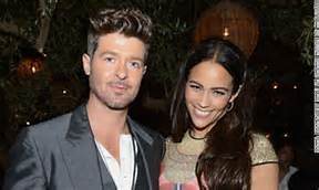 PAULA PATTON & ROBIN THICKE's Split: Are the Trappings of Fame to Blame?