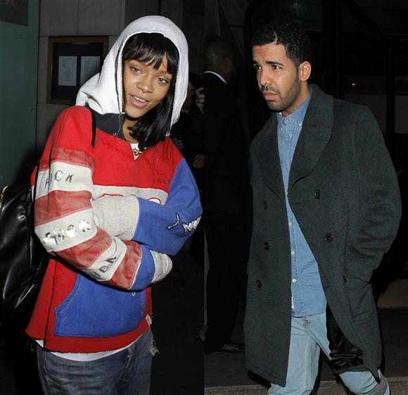 Yawn Files: RIHANNA & DRAKE