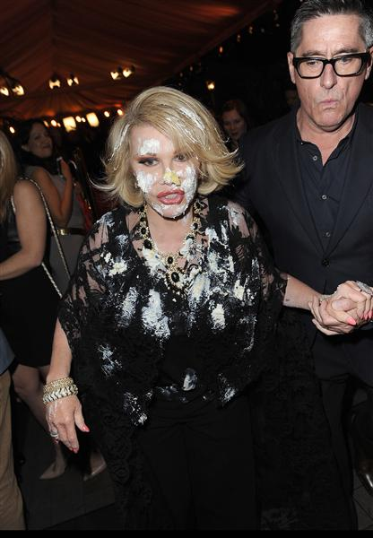 This Just In: JOAN RIVERS HAS BEEN FETCHED (and Tossed a Reply Back Regarding Insensitive Quip About Cleveland Girls Held Captive)