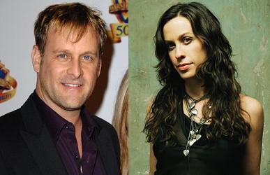 In 2014 DAVE COULIER Still Denying We Oughta Know What ALANIS MORISSETTE [Claimed?]