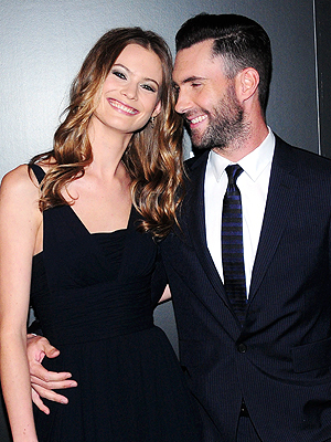 He Will Be Loved: ADAM LEVINE Married BEHATI PRINSLOO In Los Cabos, Mexico Last Night