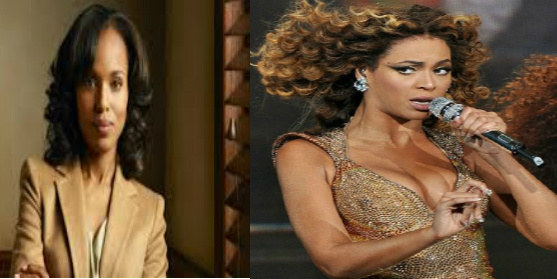 {Buzz} Handle This: Allegedly, KERRY WASHINGTON Feels BEYONCE Needs To Fix Some Things