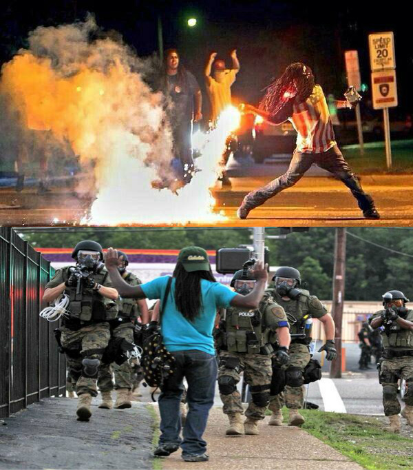 #Ferguson Unrest and Protests in the Midwest: The Twists, Turns, Concerns and Yearns of the Ferguson Tragedy
