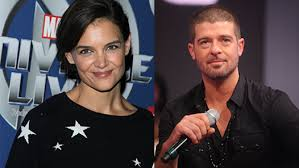 {Buzz} Has ROBIN THICKE Rebounded With TOM CRUISE's Ex KATIE HOLMES? Is The Time Right?