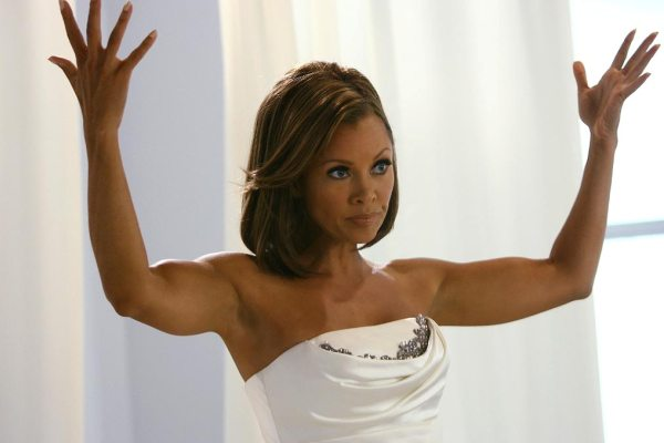 """""""UGLY BETTY"""" Star VANESSA WILLIAMS Reportedly Owes $370k In Unpaid Taxes"""