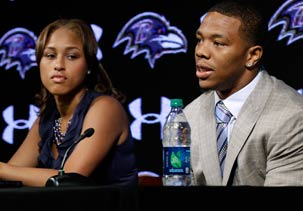 "Wife of RAY RICE Speaks Out – Says They Will Show the World What ""Real Love"" Is…"