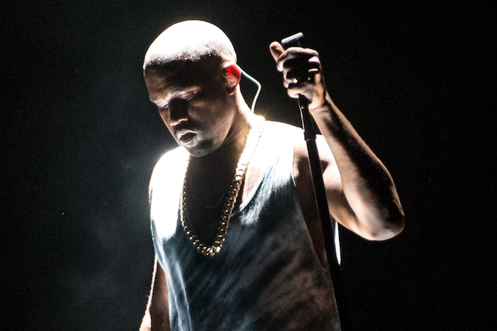 """KANYE Has Another """"Wait a Minute, Wait a Minute I'mma Let You Finish"""" Moment at This Weekend's MADE IN AMERICA Festival"""
