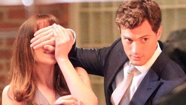 FIFTY SHADES OF GREY-Areas: Set Trouble in Pleasure-dice On Sure-Bet Movie of 2015