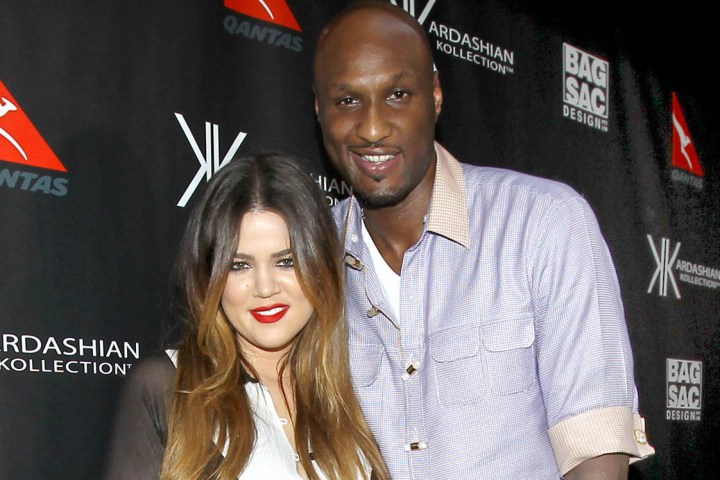 KHLOE Can't Catch Up w/LAMAR To Finalize Divorce