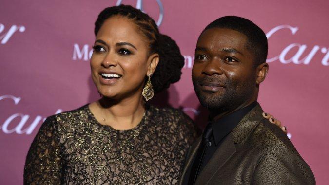 Selma's AVA DUVERNAY & DAVID OYELOWO To Make Movie Set During KATRINA – What Would KANYE Say?