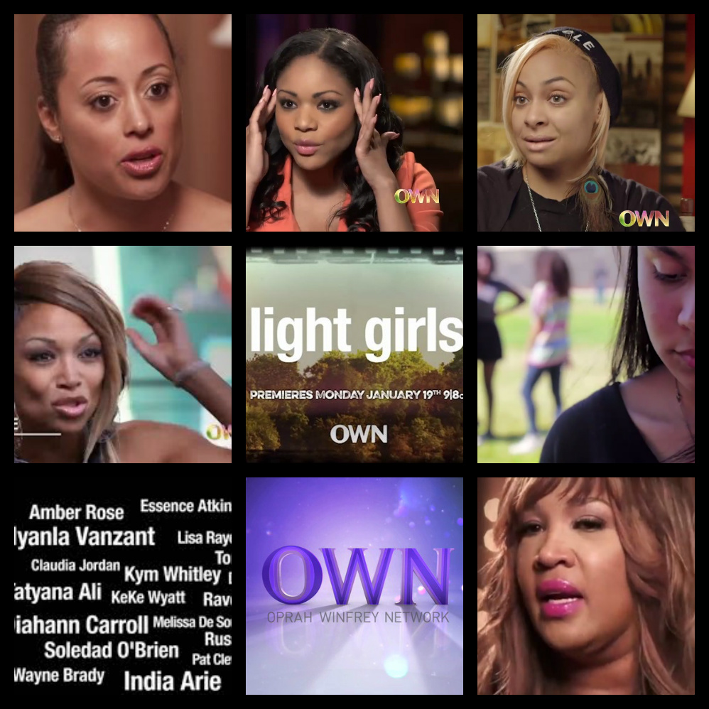 "OWN Documentary ""Light Girls"" Starring CHANTE MOORE, ESSENCE ATKINS, RAVEN-SYMONE & More Reveal Their Side of Colorism –  Is The Bigger Issue More Gender & Social Now In 2015 Than We Are Paying Attention To?"