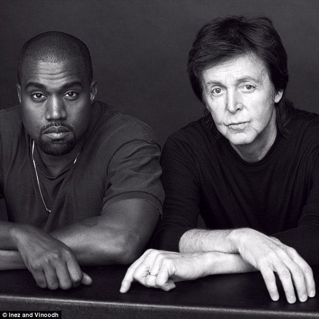 "KANYE Fans Unaware His ""Only One"" Collaborator Was BEATLES Legend SIR PAUL MCCARTNEY"