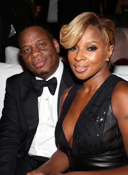 I'm The Only Woman You Need: MARY J BLIGE Doesn't Allow Husbanger KENDU ISSACS To Have Female Friends – Is She Right Or Wrong?