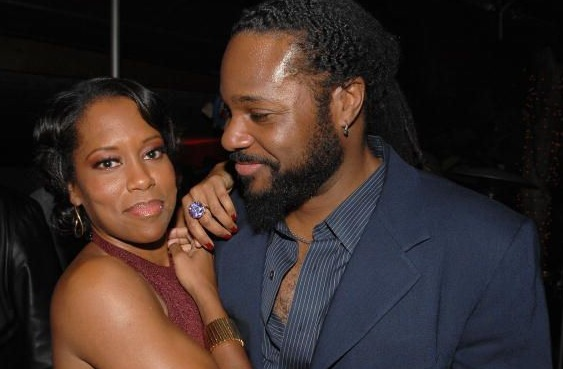 REGINA KING Attends ELLE's Women in TV Celebration Hints MALCOLM JAMAL WARNER Dumped Her on Valentines Day- Was That Cowardly Or Manly?