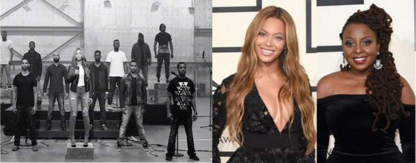 """BEYONCE Shares Behind the Scenes Doc of GRAMMYs Performance """"Take My Hand' – On the Other Hand: LEDISI Responds the Perpetuated Debacle"""