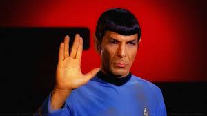 "Beam Me Up To Not He :(  Beloved STAR TREK's ""Dr. Spock"" (LEONARD NIMOY) Dies At 83"