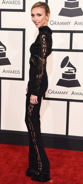 Can't Be Too Rich or Too Thin? What Do 'They Say' About E! News' Giuliana Rancic's Frame on GRAMMYs Red Carpet?