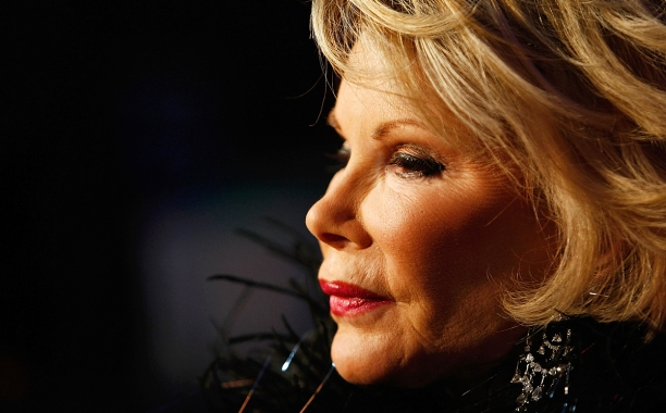 "Gone (And Forgotten) – JOAN RIVERS Omitted from Oscars Memoriam: ""Can We Talk?"""