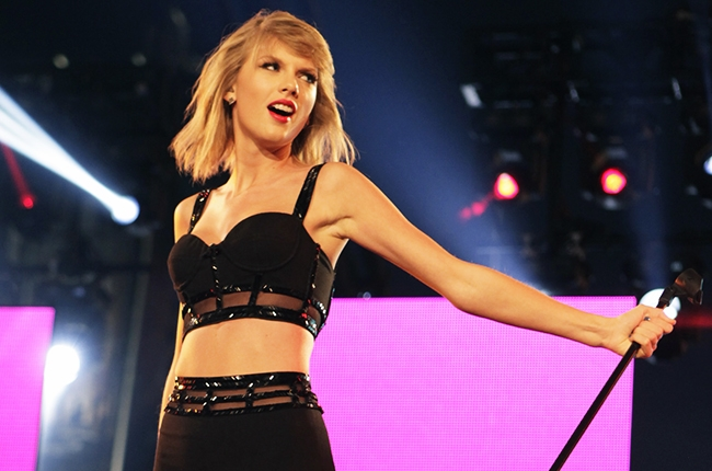 "In True 'Sagittarian Style' TAYLOR SWIFT Responds to Brokenhearted Fan + Drops ""Style"" Today"