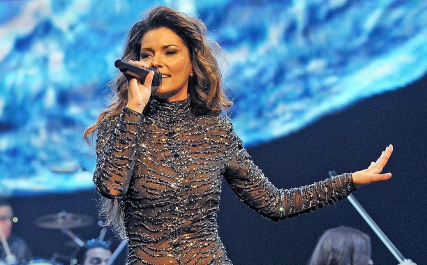 This Might Impress You Much: SHANIA TWAIN To Tour For First TIme in Over A Decade!