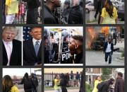 BALTIMORE RIOTS Cont'd: Rioters, Looters, Donald Trump, Peaceful Protests–And Concerned Moms Intervening