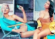 "NICKI MINAJ & BEYONCE Reportedly Filming Video for ""Flawless Remix"""