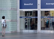 "DOVE's #ChooseBeautiful Campaign : Do You Walk Through the Shadows & Valley of the Doors of ""Average"" or Beautiful?"""