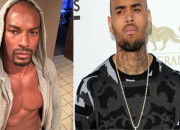 TYSON BECKFORD & CHRIS BROWN Get Into This Weekend