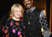 MARTHA STEWART Got High With Old Pal SNOOP and Comedian JEFF ROSS