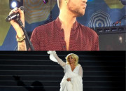 """ADAM LAMBERT Rocks Out At GMAs Summer Concert Series , A Toned-Down Lady Gaga Performs """"Imagine"""" At 2015 European Games' Opening Ceremony"""