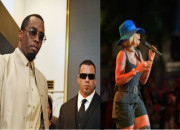 DIDDY's A Free Man After Kettlebell Incident With Son JUSTIN COMBS' Coach , MARY J. BLIGE Rocks Free Concert at Liberty Island For JAY Z's Made in America' Festival