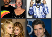 Saved By The Bell's LARK VOORHIES Marries -Warrant Out Hubby's Arrest, RICK ROSS Bonds Out Self + Cellmates, JOHN STAMOS DUI + Rushed To Hospital, MARY KATE & ASHLEY OLSEN Decline Full House Reboot-Celebrate B-Days Today