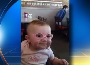 Seeing Clearly Now: 10 Month Old Girl Able To See The World For the Very First Time – Why This Is So Special and Cute To Me Personally