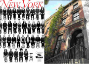 35 BILL COSBY Accusers Cover NEW YORK MAGAZINE – Dope Missed Opportunity: Why They Should Have Stood On The Steps Of The COSBY SHOW Brownstone