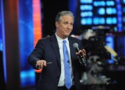 JON STEWART'S #JonVoyage Went Out With A Bang And The 2nd Highest Ratings On Television & Social Media's Most-High Energy Nights Remarked