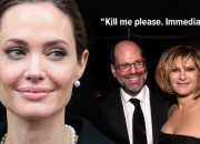 "Answers Finally: ANGELINA JOLIE Claims ""Death Stare"" Was Actually 'Concern' And Empathy For SONY's AMY PASCAL"