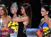 Miss Columbia Almost Wins MISS UNIVERSE – STEVE HARVEY Apologies For Flub