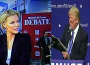 """Megyn Moderation"": How MEGYN KELLY,  Short-Tressed And Ready, Trumps TRUMP By Default"