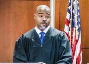 OLU STEVENS, Judge Currently Under Fire For Questioning Judicial Disparity, Gets Racial Epithet Spewed At Him By Defendant