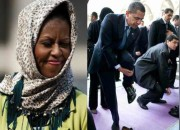 "Mosque Visit Subject of American Scorn As President BARACK OBAMA & FLOTUS Seek To Rid All of ""Islamphobia"""
